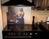 NIEUW BINNEN! Melkmeisje Vermeer 90x70cm_7