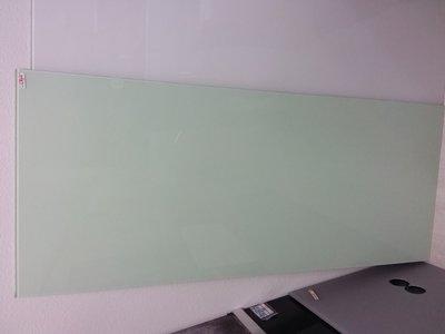 *VERKOCHT*  Keukenspatwand glas - Easy green